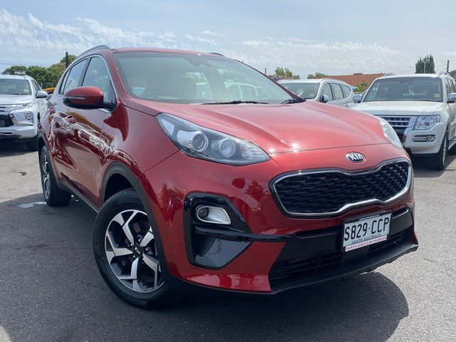 Used Kia Sportage QL MY18 Si 2WD Hillcrest, 2018 Kia Sportage QL MY18 Si 2WD Red 6 Speed Sports Automatic Wagon