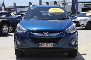 2012 Hyundai ix35 LM MY12 Elite AWD Blue 6 Speed Sports Automatic Wagon