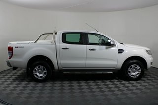 2015 Ford Ranger PX MkII XLT Double Cab 4x2 Hi-Rider White 6 Speed Sports Automatic Utility