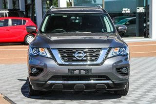 2020 Nissan Pathfinder R52 Series III MY19 ST-L X-tronic 4WD Gun Metallic 1 Speed Constant Variable