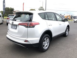 2018 Toyota RAV4 ZSA42R GX 2WD White 7 Speed Constant Variable Wagon