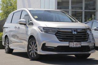 2020 Honda Odyssey RC 21YM Vi LX7 Super Platinum 7 Speed Constant Variable Wagon.