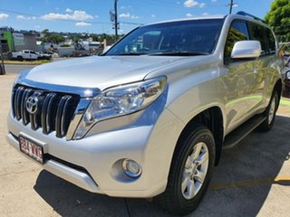 2016 Toyota Landcruiser Prado GDJ150R GXL 6 Speed Sports Automatic Wagon