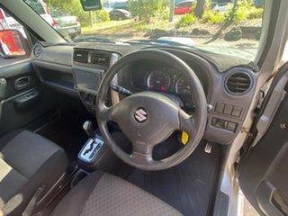 2006 Suzuki Jimny SN413 T6 JLX Metallic Silver 4 Speed Automatic Hardtop