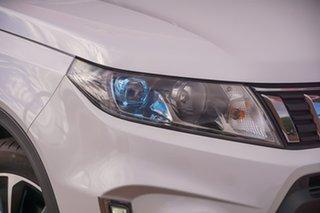 2019 Suzuki Vitara LY Series II Turbo 4WD White 6 Speed Sports Automatic Wagon.