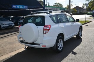 2011 Toyota RAV4 ACA38R CV (2WD) White 4 Speed Automatic Wagon.