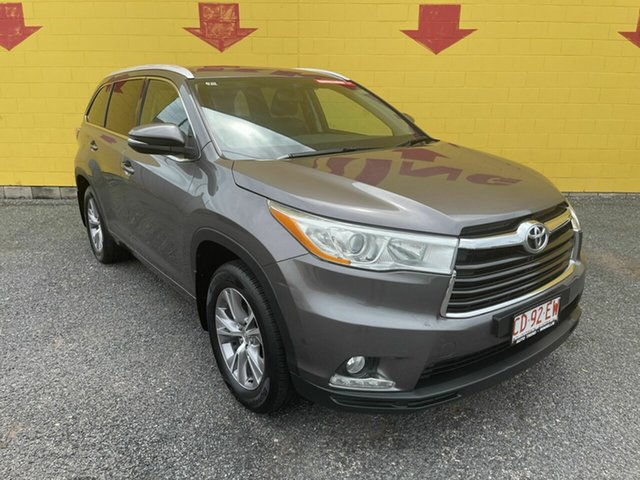 Used Toyota Kluger Winnellie, 2014 Toyota Kluger Bronze 6 Speed Automatic Wagon