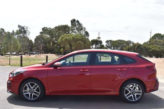 2020 Kia Cerato BD MY21 Sport+ Runway Red 6 Speed Sports Automatic Hatchback