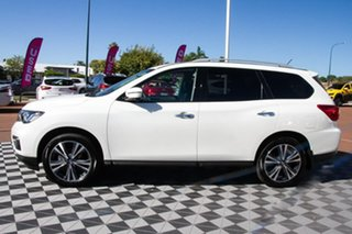 2020 Nissan Pathfinder R52 Series III MY19 Ti X-tronic 2WD Ivory Pearl 1 Speed Constant Variable