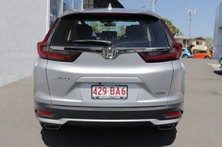 2020 Honda CR-V RW MY21 VTi FWD Lunar Silver 1 Speed Constant Variable Wagon.