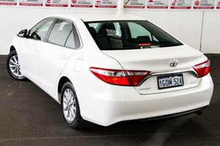 2017 Toyota Camry ASV50R MY16 Altise Diamond White 6 Speed Automatic Sedan