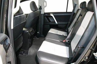 2015 Toyota Landcruiser Prado KDJ150R MY15 Altitude (4x4) Black 5 Speed Sequential Auto Wagon