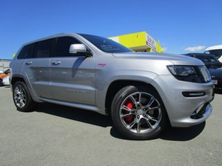 2015 Jeep Grand Cherokee WK MY15 SRT Grey 8 Speed Sports Automatic Wagon