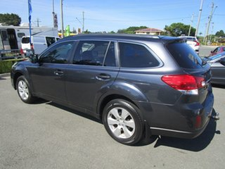 2012 Subaru Outback B5A MY12 2.5i Lineartronic AWD Premium Grey 6 Speed Constant Variable Wagon.