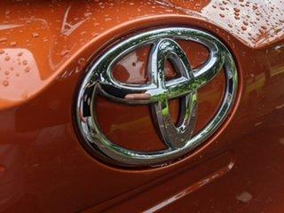 2015 Toyota RAV4 ALA49R Cruiser AWD Orange 6 Speed Sports Automatic Wagon