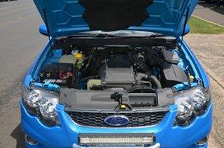 2010 Ford Falcon FG Upgrade XR6 50th Anniversary Blue 6 Speed Auto Seq Sportshift Utility