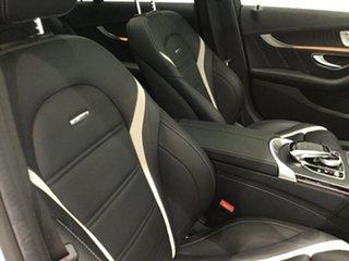 2017 Mercedes-Benz C-Class W205 808MY C63 AMG SPEEDSHIFT MCT S Polar White/w205 7 Speed