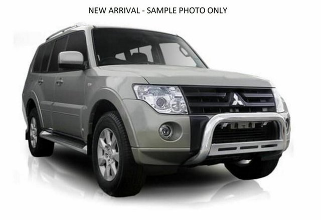 Used Mitsubishi Pajero NS GLX Bayswater, 2008 Mitsubishi Pajero NS GLX Gold 5 Speed Sports Automatic Wagon