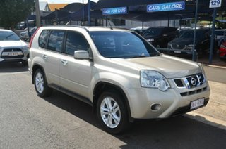 2011 Nissan X-Trail T31 MY11 ST (FWD) Beige 6 Speed Manual Wagon.