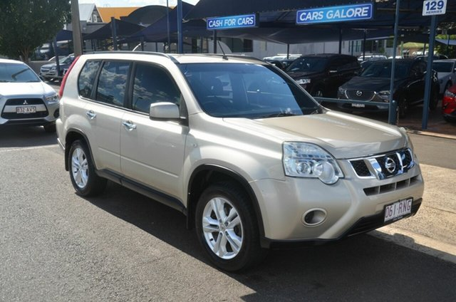 Used Nissan X-Trail T31 MY11 ST (FWD) Toowoomba, 2011 Nissan X-Trail T31 MY11 ST (FWD) Beige 6 Speed Manual Wagon