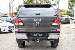 2017 Mazda BT-50 UR0YG1 GT 42s 6 Speed Sports Automatic Utility