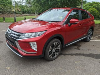 2019 Mitsubishi Eclipse Cross YA MY19 LS 2WD Red 8 Speed Constant Variable Wagon