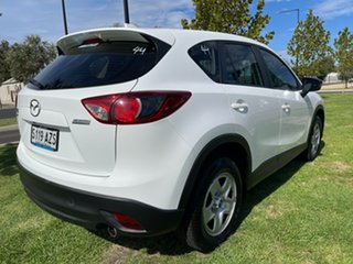 2013 Mazda CX-5 KE1031 MY13 Maxx SKYACTIV-Drive AWD Crystal White Pearl 6 Speed Sports Automatic