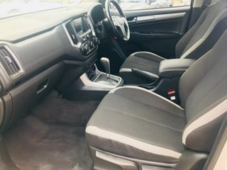 2018 Holden Colorado RG MY18 LT Pickup Crew Cab 4x2 Silver 6 Speed Sports Automatic Utility