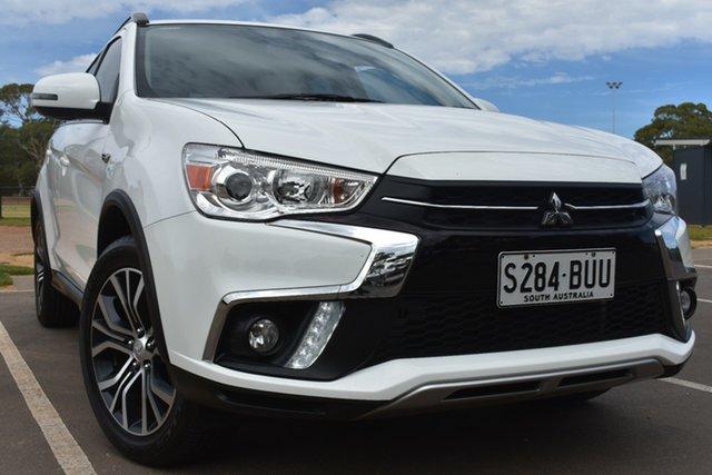 Used Mitsubishi ASX XC MY18 LS 2WD St Marys, 2018 Mitsubishi ASX XC MY18 LS 2WD White 1 Speed Constant Variable Wagon