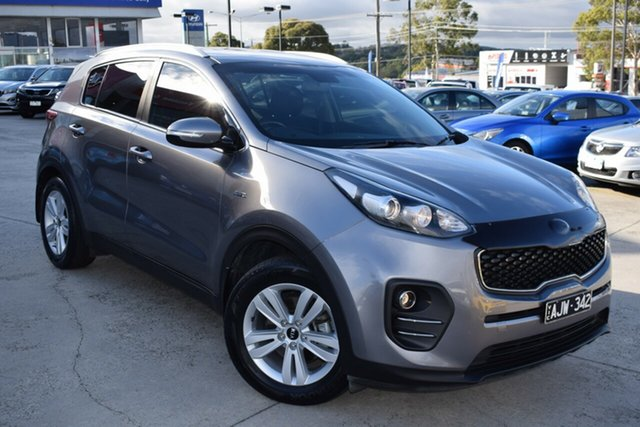 Used Kia Sportage QL MY16 Si AWD Ferntree Gully, 2016 Kia Sportage QL MY16 Si AWD Silver 6 Speed Sports Automatic Wagon
