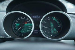 2004 Mercedes-Benz SLK200 Kompressor R171 Silver 5 Speed Auto Tipshift Convertible
