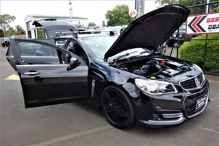 2013 Holden Commodore VF MY14 SS V Sportwagon Black 6 Speed Sports Automatic Wagon