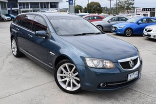 2011 Holden Calais VE II V Sportwagon Blue 6 Speed Sports Automatic Wagon.