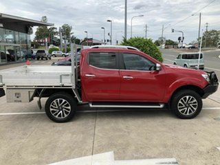 2016 Nissan Navara D23 ST-X Red 7 Speed Sports Automatic Utility.