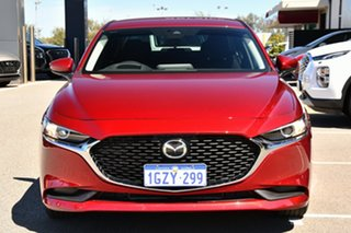 2020 Mazda 3 BP2S7A G20 SKYACTIV-Drive Pure Red 6 Speed Sports Automatic Sedan