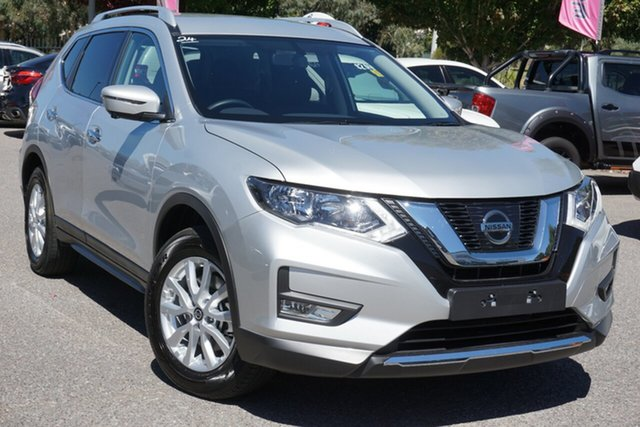 Used Nissan X-Trail T32 Series III MY20 ST-L X-tronic 2WD Phillip, 2020 Nissan X-Trail T32 Series III MY20 ST-L X-tronic 2WD Silver 7 Speed Constant Variable Wagon