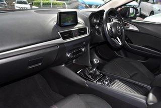 2016 Mazda 3 BN5436 SP25 SKYACTIV-MT Red 6 Speed Manual Hatchback