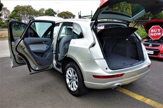2013 Audi Q5 8R MY13 TDI S Tronic Quattro Silver 7 Speed Sports Automatic Dual Clutch Wagon