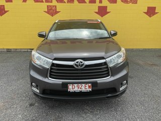 2014 Toyota Kluger Bronze 6 Speed Automatic Wagon.