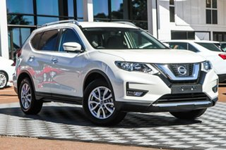 2020 Nissan X-Trail T32 Series II ST-L X-tronic 2WD Ivory Pearl 7 Speed Constant Variable Wagon.