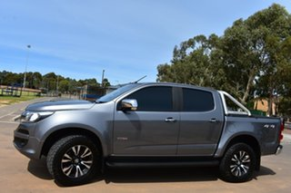 2017 Holden Colorado RG MY17 LTZ Pickup Crew Cab Grey 6 Speed Manual Utility