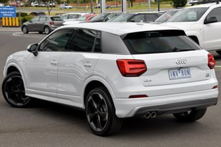 2016 Audi Q2 GA MY17 Sport S Tronic Quattro White 7 Speed Sports Automatic Dual Clutch Wagon