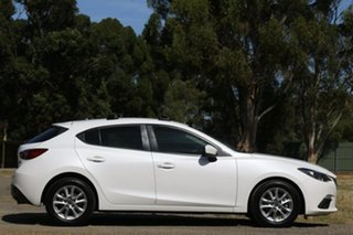 2015 Mazda 3 BM5476 Neo SKYACTIV-MT White 6 Speed Manual Hatchback