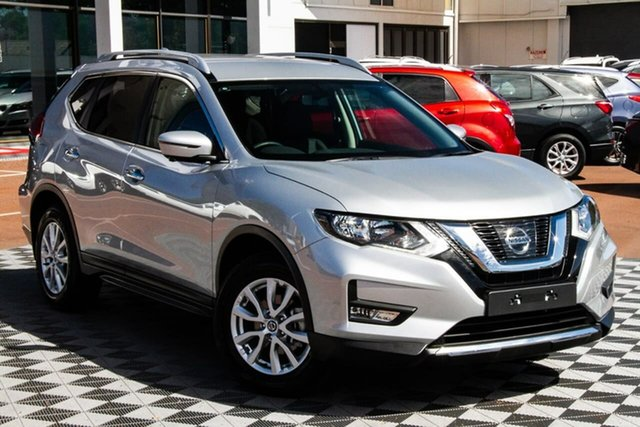 Used Nissan X-Trail T32 Series II ST-L X-tronic 4WD Attadale, 2020 Nissan X-Trail T32 Series II ST-L X-tronic 4WD Silver 7 Speed Constant Variable Wagon