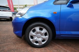 2005 Honda Jazz Upgrade GLi Blue Continuous Variable Hatchback.