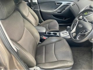 2012 Hyundai Elantra MD Active Gold 6 Speed Automatic Sedan