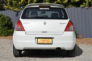 2008 Suzuki Swift RS415 GLX White 4 Speed Automatic Hatchback