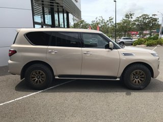 2020 Nissan Patrol Y62 Series 5 MY20 TI Gold 7 Speed Sports Automatic Wagon
