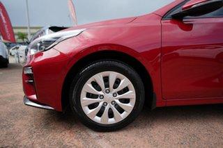 2019 Kia Cerato BD MY20 S Red 6 Speed Automatic Sedan.