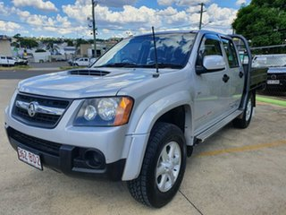 2010 Holden Colorado RC MY10.5 LX Crew Cab 5 Speed Manual Utility